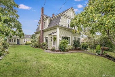 Snohomish Single Family Home For Sale: 524 Avenue B
