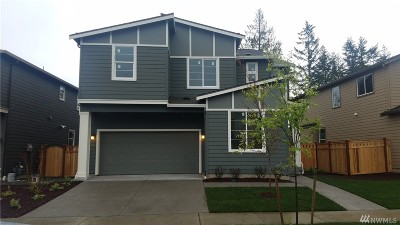 Bonney Lake Single Family Home For Sale: 13107 178th (232) Ave E