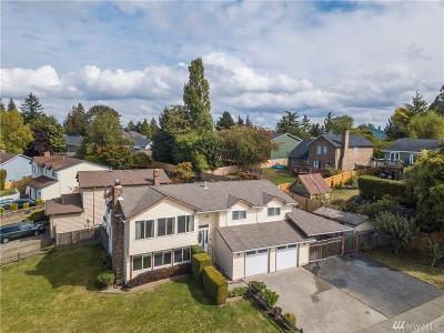 Auburn WA Single Family Home For Sale: $439,500