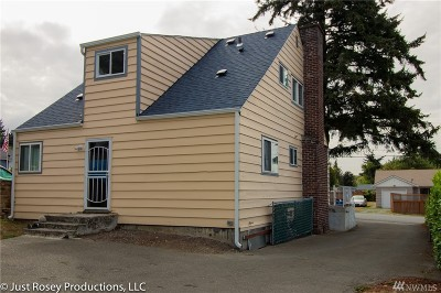 Seatac Single Family Home For Sale: 2218 S 132nd St