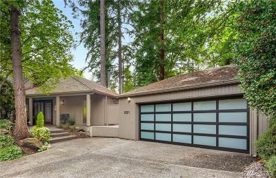 Mercer Island Single Family Home For Sale: 9321 SE 46th St St