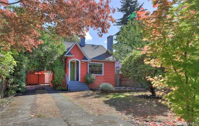 Seattle Single Family Home For Sale: 10030 Interlake Ave N