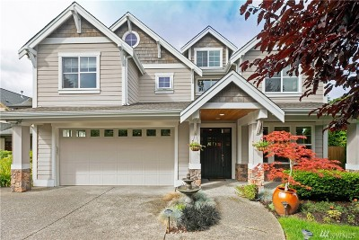 Mukilteo Single Family Home For Sale: 4425 76th St SW