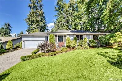 Renton Single Family Home For Sale: 13842 SE Fairwood Blvd