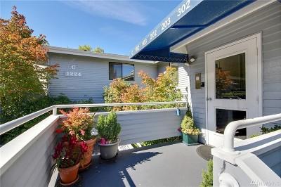 Edmonds Condo/Townhouse For Sale: 1224 6th Ave S #C-302