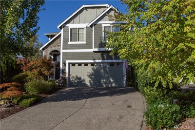 Puyallup Single Family Home For Sale: 8509 153rd St E