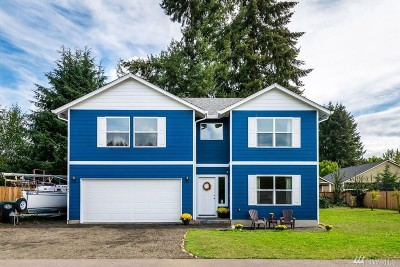 Single Family Home For Sale: 5029 45th Ave SE
