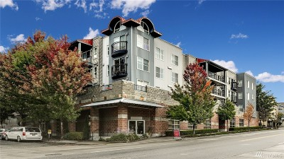 Condo/Townhouse Sold: 600 N 85th St #209