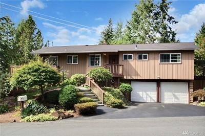 Mountlake Terrace Single Family Home For Sale: 19501 36th Ave NE