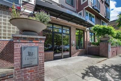 Condo/Townhouse For Sale: 124 Bellevue Ave E #401