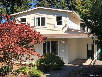 Tacoma Single Family Home For Sale: 7425 S Cedar St