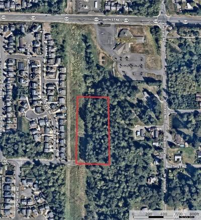 Marysville Residential Lots & Land For Sale: 60th Street NE