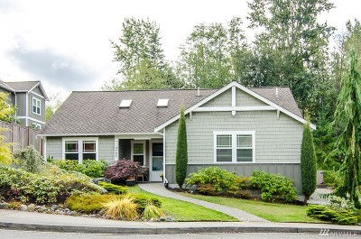 Anacortes Single Family Home Sold: 2703 Fir Crest Blvd