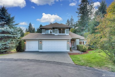 Gig Harbor Single Family Home For Sale: 6706 31st St Ct NW