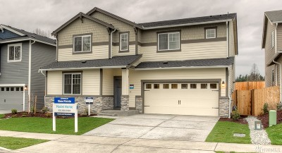 Pierce County Single Family Home For Sale: 2025 97th Ave Ct E #203