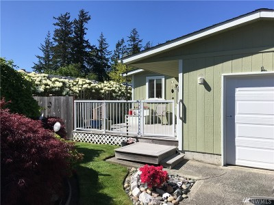 Anacortes Single Family Home Sold: 2208 Vista Lane