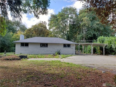 Seattle Single Family Home For Sale: 9513 37 Ave S