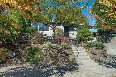 Seattle Single Family Home For Sale: 2712 NW 65th St