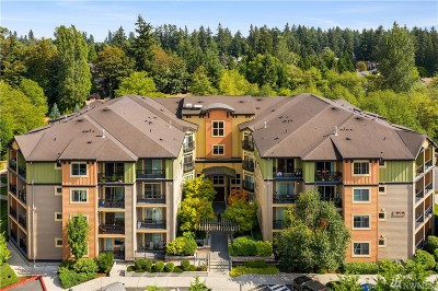 Bothell Condo/Townhouse For Sale: 15730 116th Ave NE #106