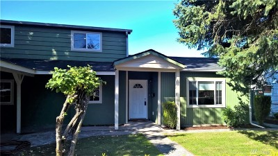 Tacoma Single Family Home For Sale: 4014 A St