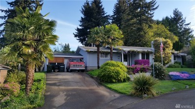 Kent Single Family Home For Sale: 10512 SE 219th St