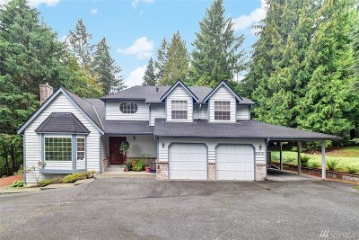 Woodinville Single Family Home For Sale: 23516 NE 184th St