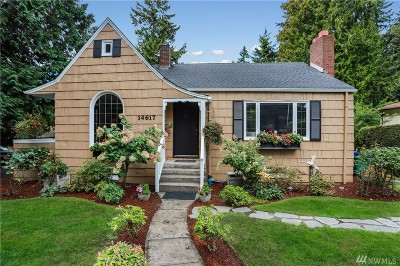 Burien Single Family Home For Sale: 14617 24th Ave SW