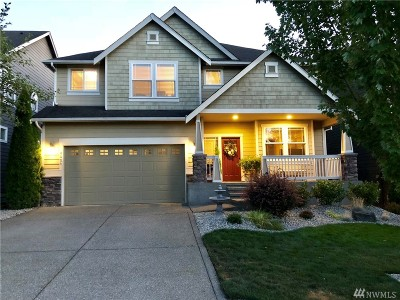 Puyallup Single Family Home For Sale: 8420 155th St Ct E