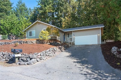 Bremerton Single Family Home For Sale: 1706 Bertha Ave NW