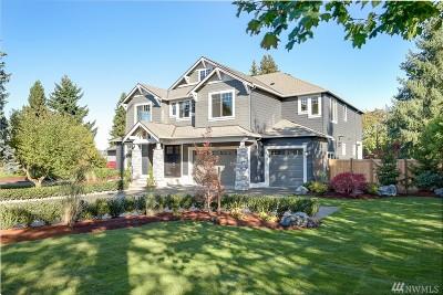 Redmond Single Family Home For Sale: 3658 172nd Ave NE