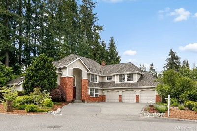 Mill Creek Single Family Home Contingent: 15118 16th Ave SE