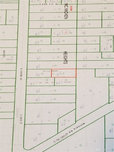 Residential Lots & Land For Sale: S 164th Street