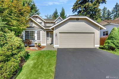 Maple Valley Single Family Home For Sale: 22218 SE 250th St
