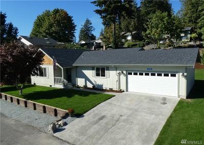Burlington Single Family Home For Sale: 12985 N Ovenell Lane