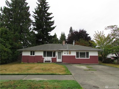 Puyallup Single Family Home For Sale: 1706 9th Ave SE
