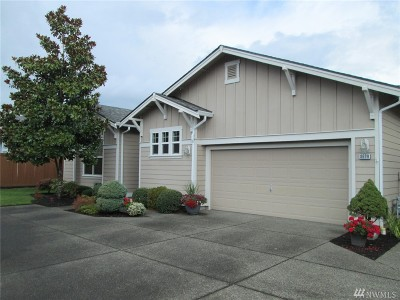 Thurston County Single Family Home Contingent: 8609 Bainbridge Lp NE