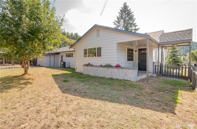 Centralia Single Family Home For Sale: 402 N Buckner St