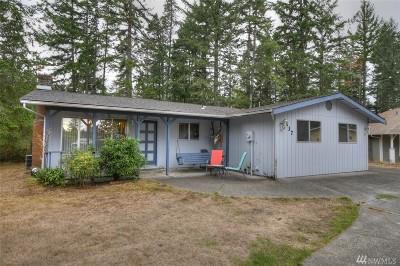 Shelton Single Family Home For Sale: 537 W I St