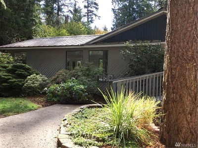 Sumner Single Family Home For Sale: 1705 E Valley Highway E