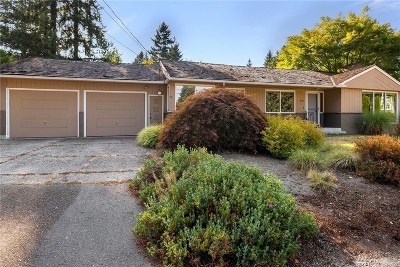 Bellevue Single Family Home For Sale: 2205 104th Ave SE