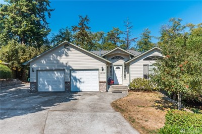 Single Family Home For Sale: 1270 SW Leschi Dr