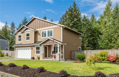 Thurston County Single Family Home For Sale: 301 135th Place SE