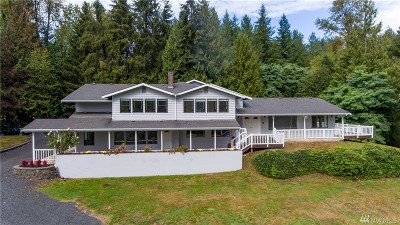 Snohomish Single Family Home For Sale: 1211 195th Ave SE