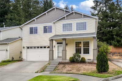 Thurston County Single Family Home For Sale: 8605 Sweetbrier Lp SE