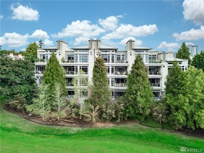 Bellevue Condo/Townhouse For Sale: 10015 NE 4th St #1004