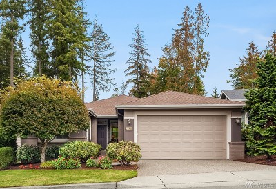 Redmond Single Family Home For Sale: 22848 NE 130th St