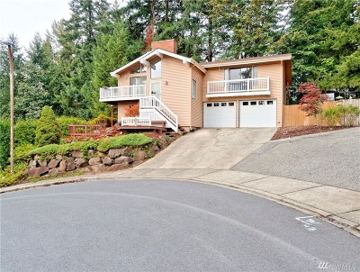 Woodinville Single Family Home For Sale: 14308 NE 177th Ct