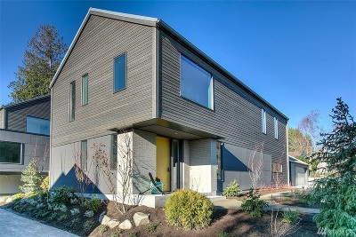 Seattle Single Family Home For Sale: 6029 53rd Ave NE