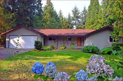 Bothell Single Family Home For Sale: 4407 200th St SE