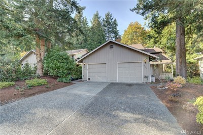Redmond Single Family Home For Sale: 8609 137th Ave NE